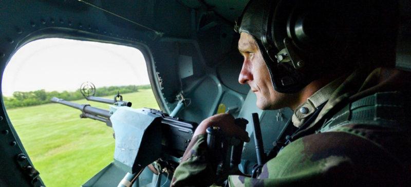 Українцям показали модернізований ударний вертоліт (ВІДЕО)