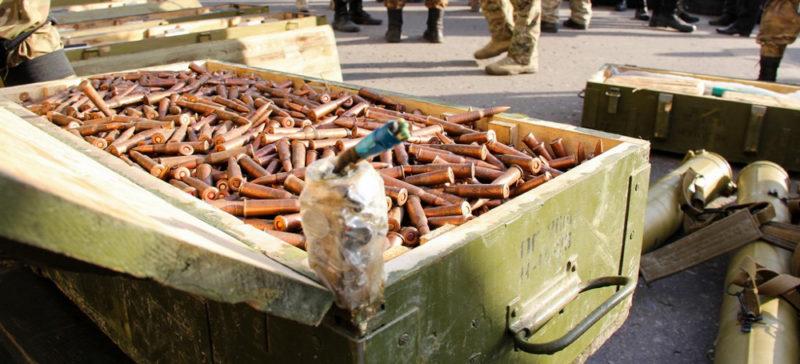 У трьох прикарпатців вилучили вогнепальну зброю та боєприпаси