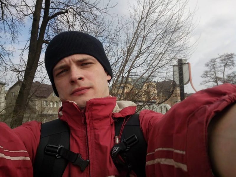 Франківець дійшов до Львова пішки за три дні