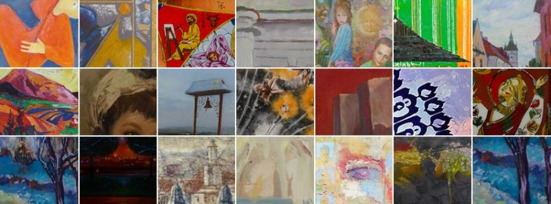 Відомі митці виставляють картини на аукціон, аби придбати вантажівку для волонтерів