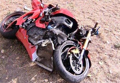 На Прикаратті у ДТП постраждав мотоцикліст