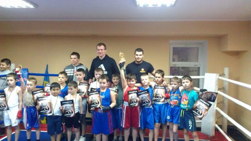 Команда «Альянсу» перемогла у командній матчевій зустрічі з боксу команду СК «СПЗ»