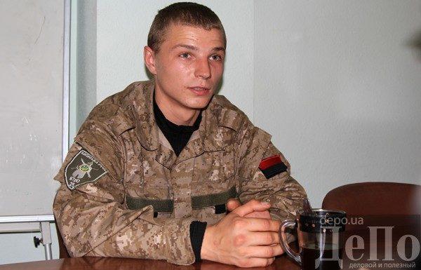 Василь Стефурак, який нещодавно втратив на війні брата, отримав важкі поранення у зоні АТО