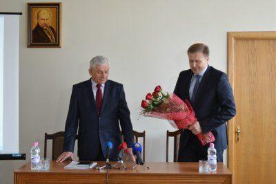 Ректор Університету нафти і газу став академіком НАН України