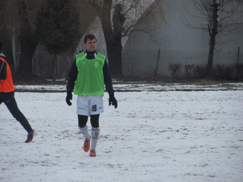 Кращий футболіст Прикарпаття працевлаштувався в клубі Першої ліги