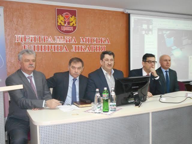 В Івано-Франківську розпочала роботу Європейська герніологічна школа