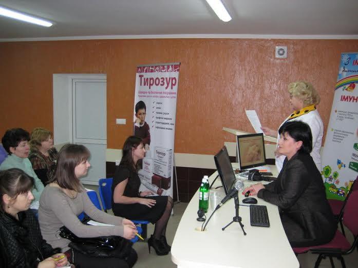 Медсестер Франківська навчали особливостей догляду за дітьми