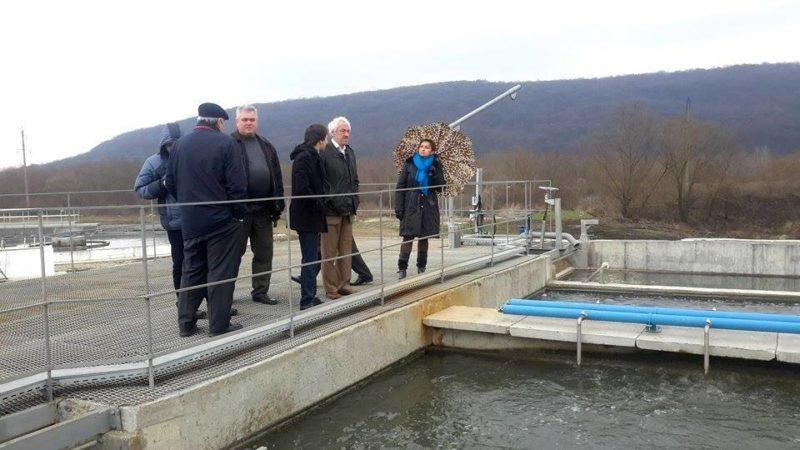 Німецькі компанії оцінили роботу місцевого водоканалу