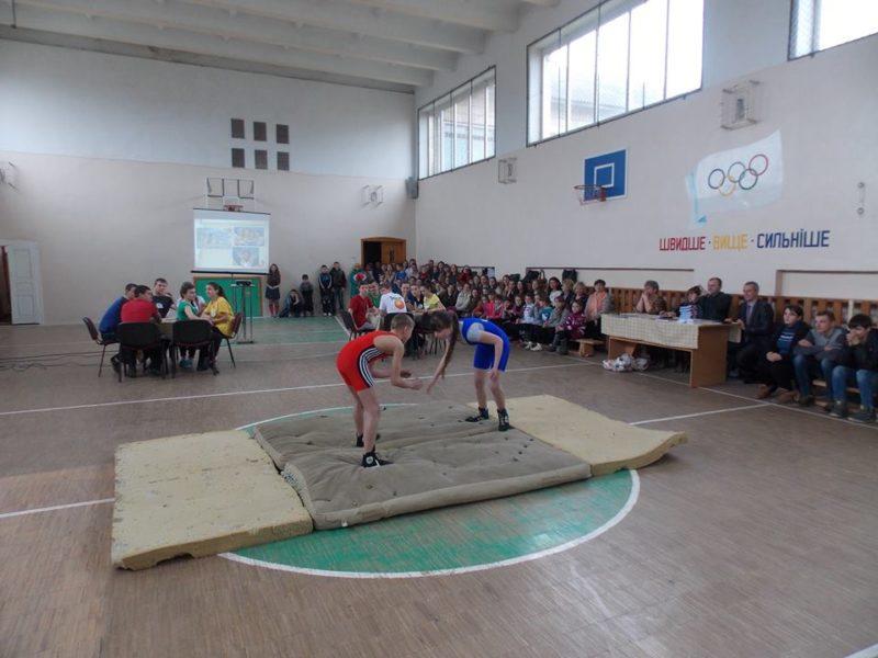 У Печеніжині відбулося спортивне свято