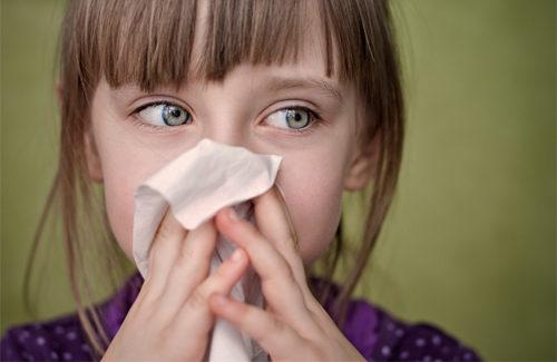 За тиждень захворюваність на грип і ГРВІ серед маленьких прикарпатців зросла майже вдвічі