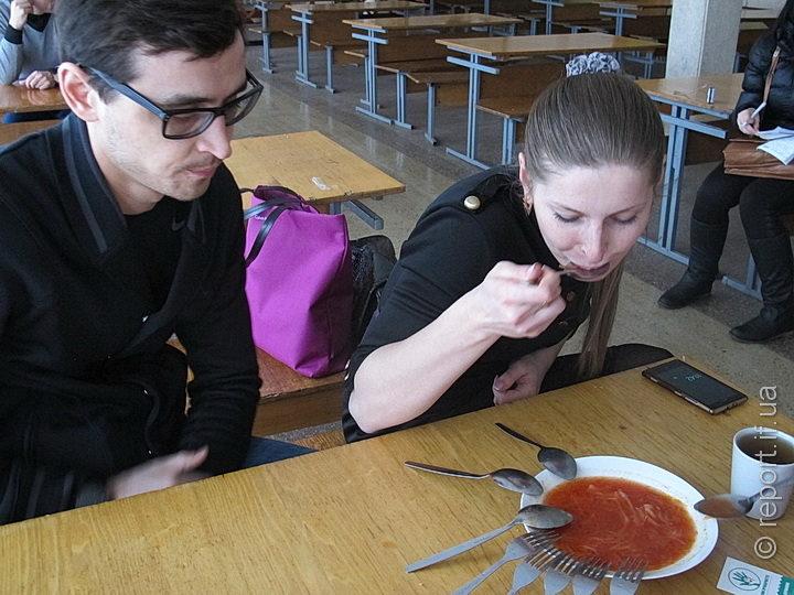 Батьки проінспектувати шкільні їдальні, на які раніше надходили скарги (ФОТО)