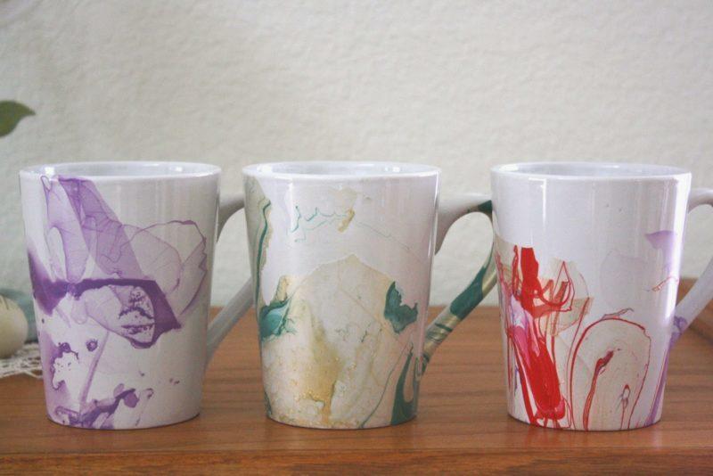 """""""Галка"""" рекомендує: як зробити унікальний дизайн чашки за 1 хвилину (ВІДЕО)"""