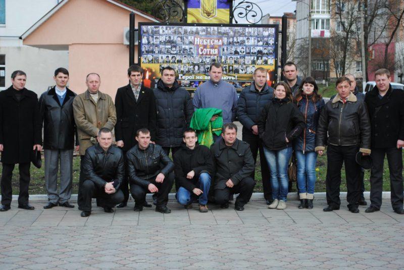 ГО «Майдан. Бурштин» відзначив річницю створення: наші волонтери допомогли багатьом