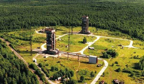 На будівництві нового російського космодрому робочі через борги по зарплаті оголосили голодування