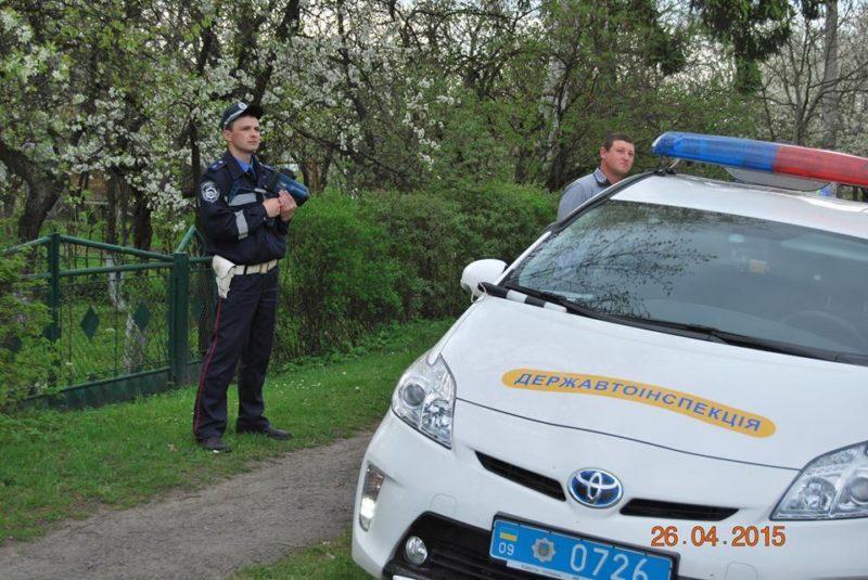 Прикарпатець зафіксував рагульське паркування ДАІ (ФОТО)