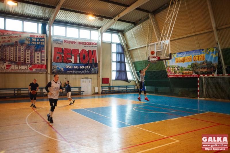 Місцеві баскетболісти очікують підтримки іванофранківців у півфіналі Чемпіонату України (ФОТО)