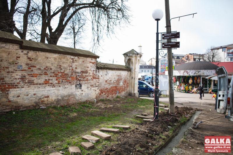 """Краєзнавці  хочуть, щоб Бахматюк """"повернувся до міста обличчям"""" та  відреставрував Палац Потоцьких"""