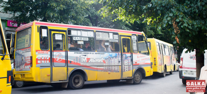 Громадські активісти впродовж дня поїздили у маршрутках – підсумки для перевізників невтішні (ПРОТОКОЛ)