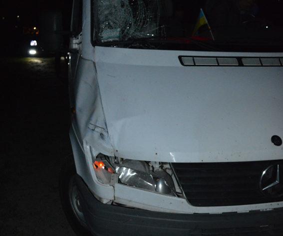 Прикарпатець машиною збив міліціонера у Рівненській області