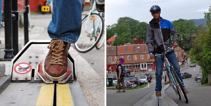 велосипед, норвегія
