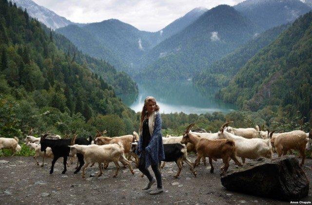 Вражаючі фото невизнаної Абхазії