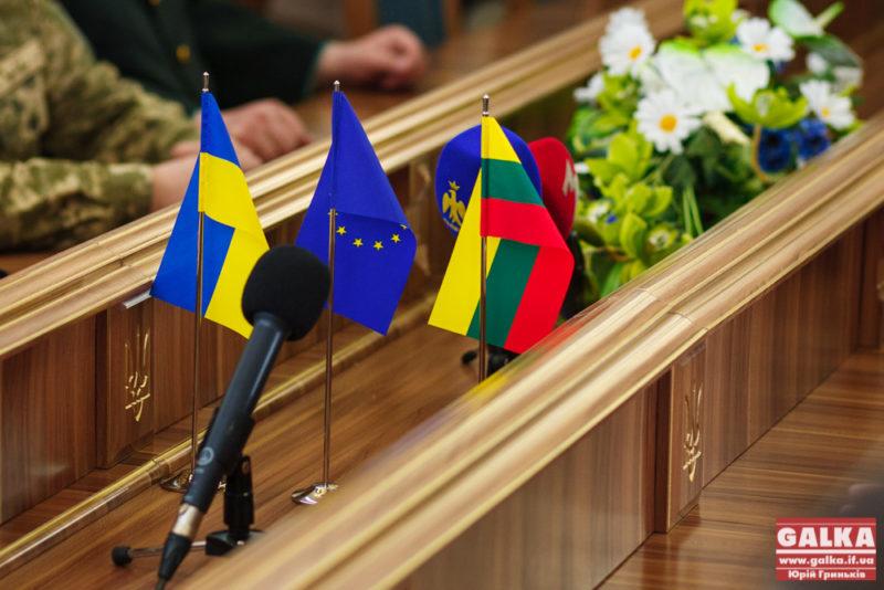 У Франківську пройде литовсько-українська наукова конференція про співпрацю під час російської загрози