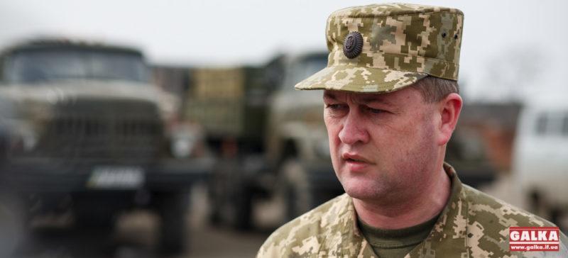 До сил ЗСУ на службу за контрактом відправлено з Франківська 32 особи,- Сорокопуд