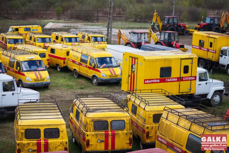 Нафтогаз, передача автомобілів у зону АТО-7668