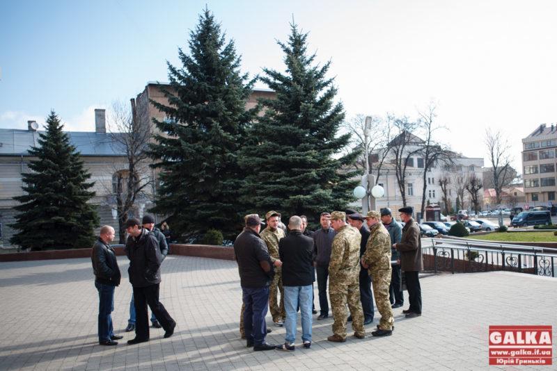 Рожнятівський район, самооборона, конфлікт-5540