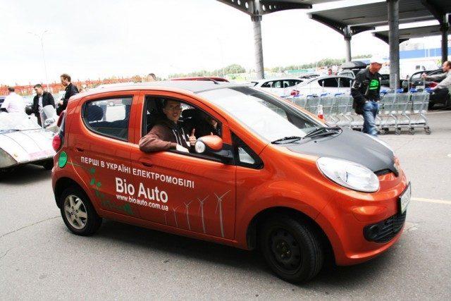 Компанія з Гонконгу випускатиме електромобілі в Україні
