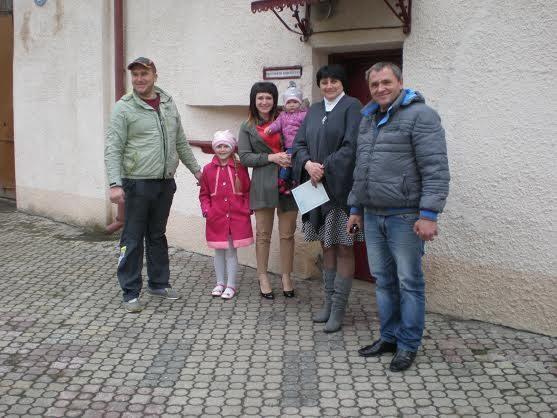 Родичі  відвідали засуджених під час дня відкритих дверей