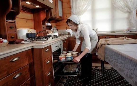 Перша леді України поділилася рецептом святкової паски (ФОТО)