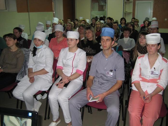 Медики області провели дистанційну конференцію на тему сімейної медицини