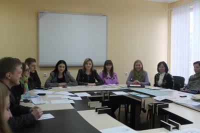 Випускників Прикарпатського готують до роботи у реабілітаційних центрах для учасників АТО