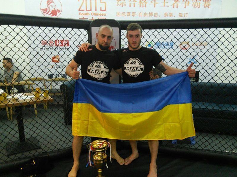 Іванофранківець переміг на бійцівському професійному турнірі в Китаї (ФОТО)