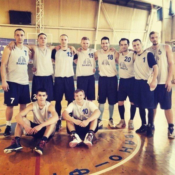 """""""Вамбуд"""" в кроці від чемпіонства в аматорській баскетбольній лізі області"""