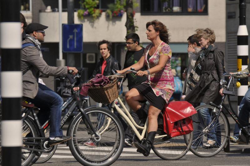 велосипед, Амстердам
