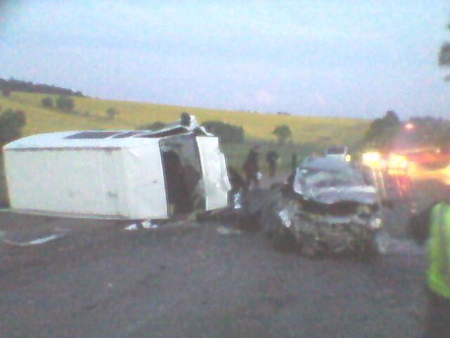 ДТП на Долинщині – водій загинув на місці, семеро пасажирів отримали травми (ФОТО)
