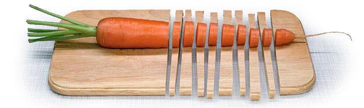 """""""Галка"""" рекомендує: як швидко наточити ніж без спеціальних інструментів (ВІДЕО)"""