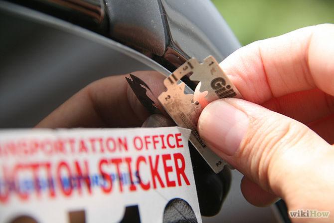 """""""Галка"""" рекомендує: як правильно зняти наліпки з автівки (ВІДЕО)"""