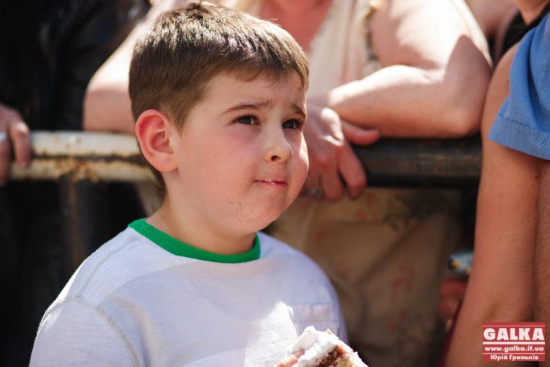 Дитяче містечко розваг створять у Франківську на День міста