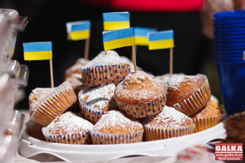 У Франківську проходить Благодійний ярмарок випічки (ФОТО)