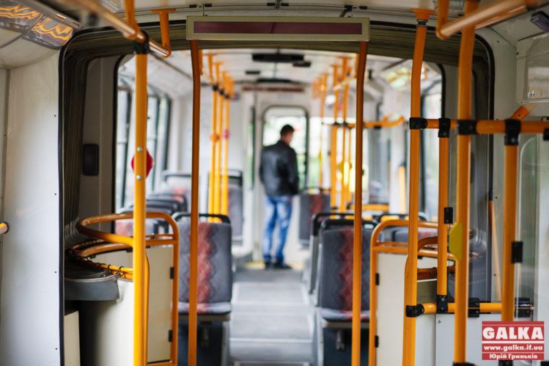 У Франківську хочуть продовжити графік руху тролейбусу №1