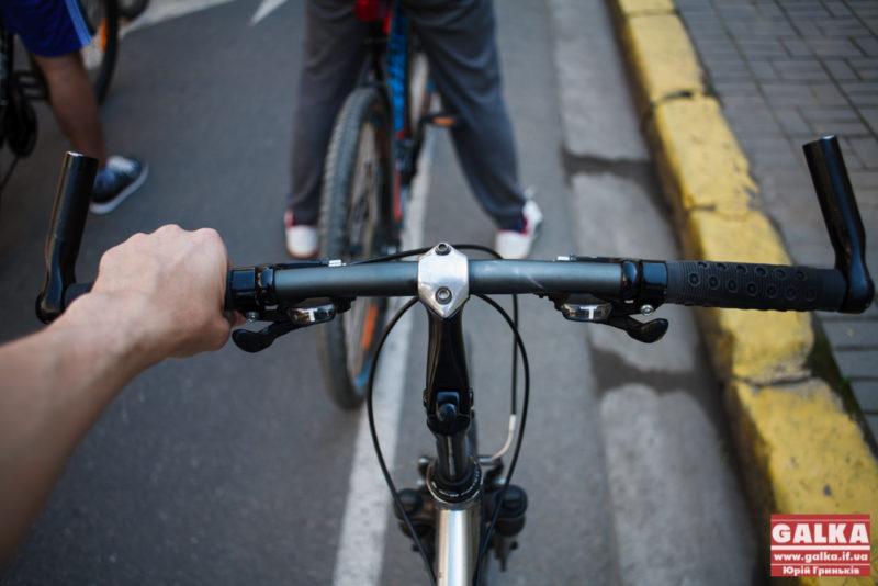 Правоохоронці спіймали крадія велосипеда