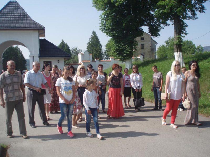 Тюремники Прикарпаття взяли участь у паломництві до Свято-Успенської лаври