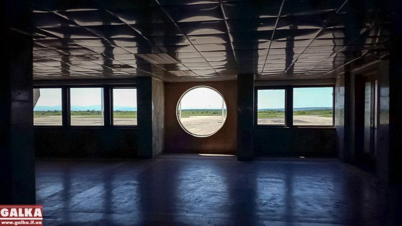 аеропорт Івано-Франківськ
