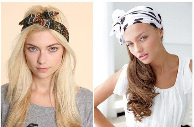 """""""Галка"""" рекомендує: як красиво зав'язати шалик у волоссі (ФОТО)"""
