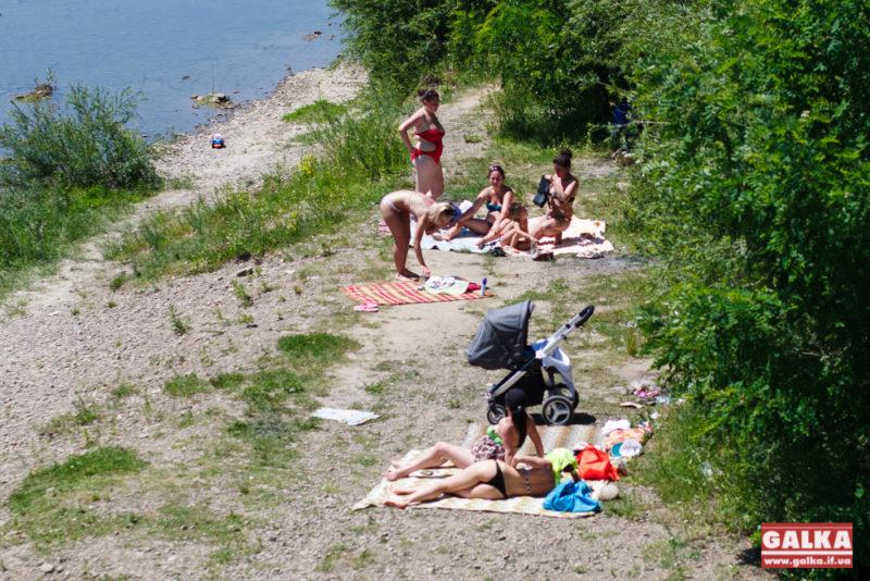 Річка, купання, ріка, відпочинок, літо, спека-7275