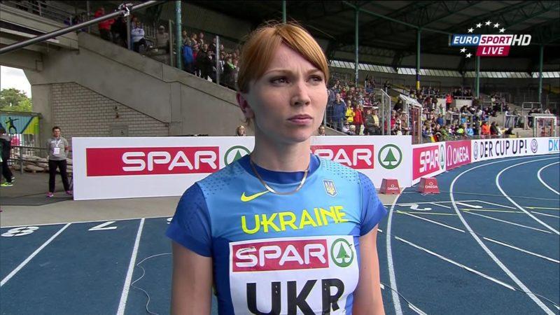 Івано-франківська спортсменка в Росії встановила рекорд чемпіонату Європи (ВІДЕО)