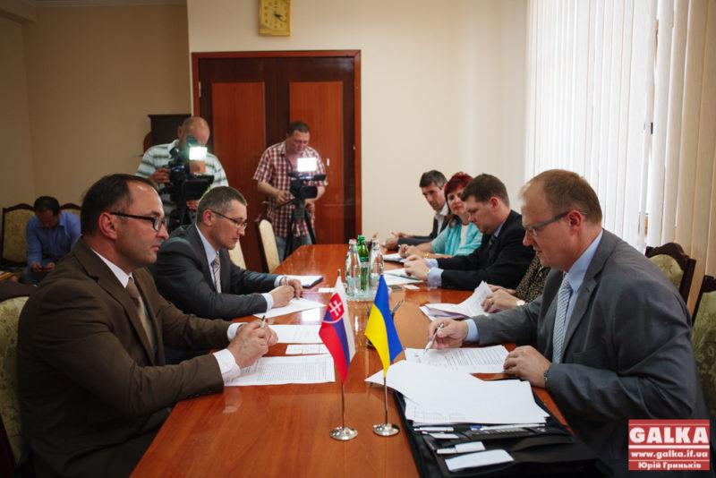 Словаки готові ділитися досвідом енергозбереження з Прикарпаттям (ФОТО)